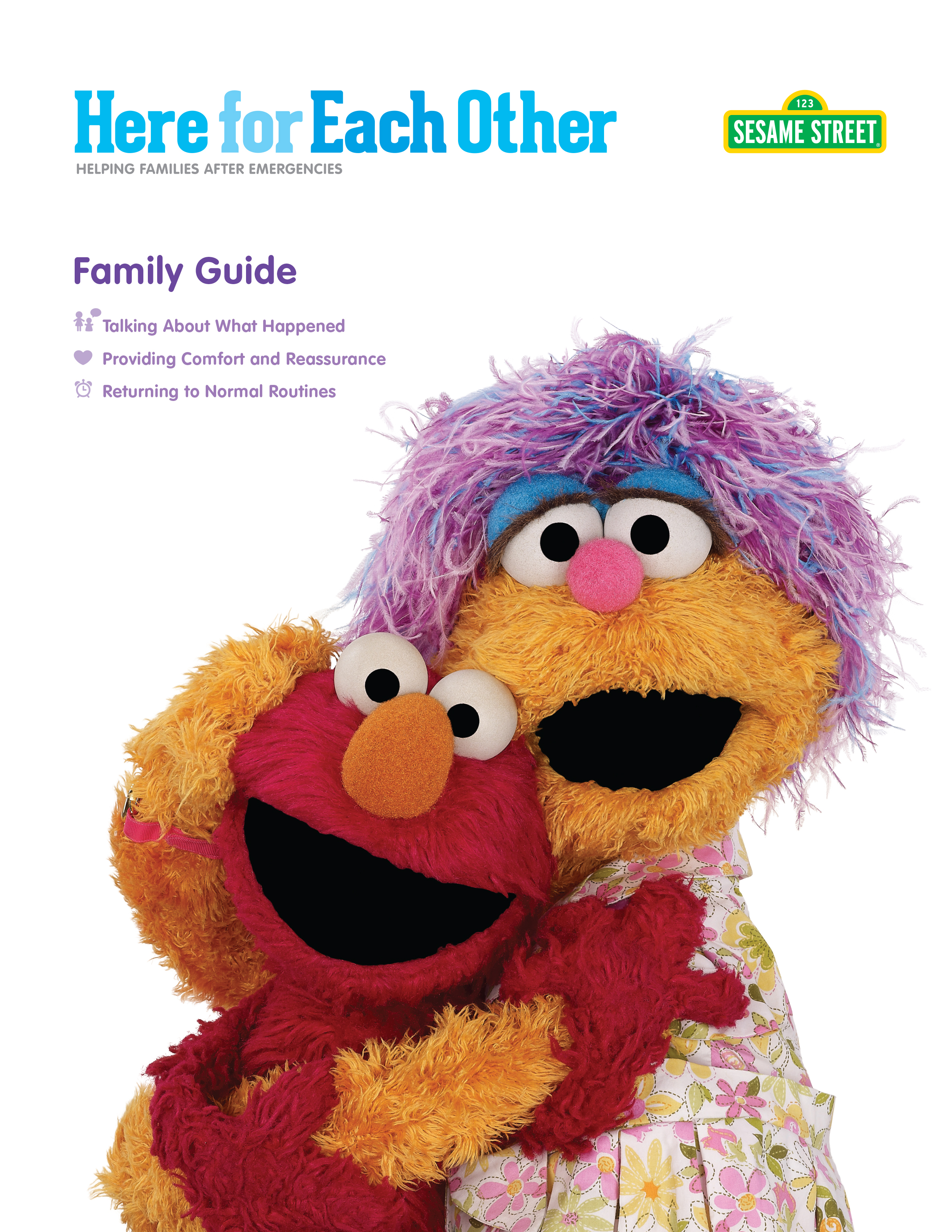 Let\'s Get Ready - Sesame Workshop