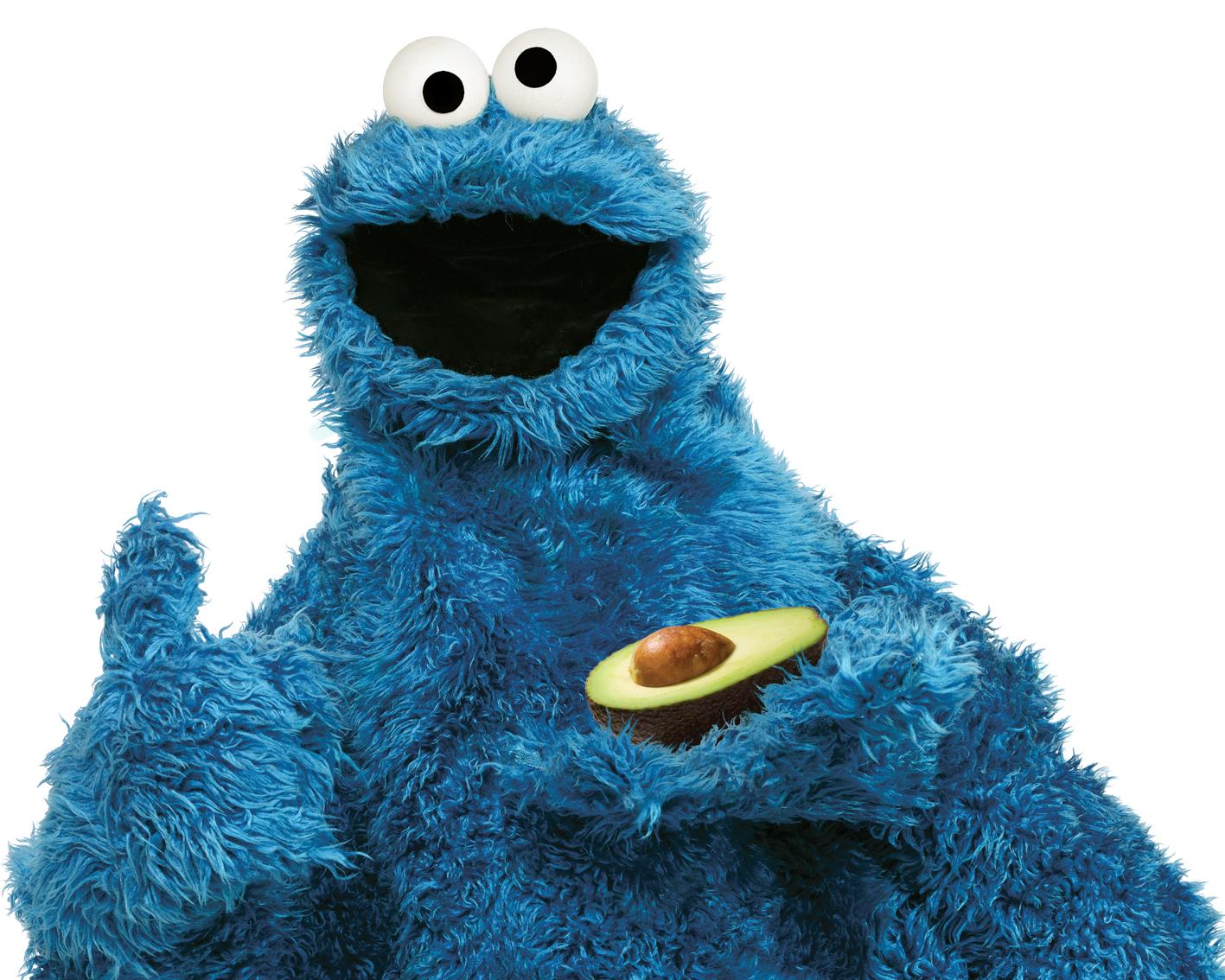 cookie monster cookies - HD1417×1134